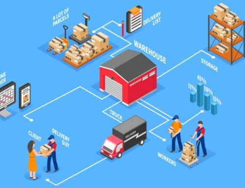Paberivaba logistika projekt Est-Trans Kaubaveod AS-iga